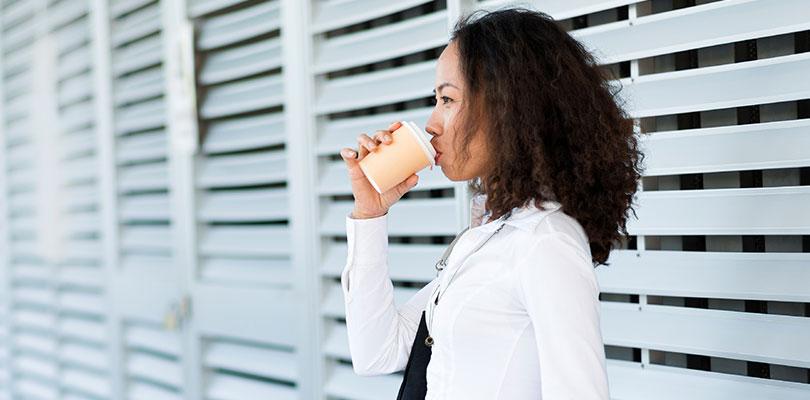 Reduce or Eliminate Caffeine Intake